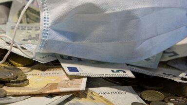 Video: VID dīkstāves pabalstos izmaksājis 54 miljonus eiro