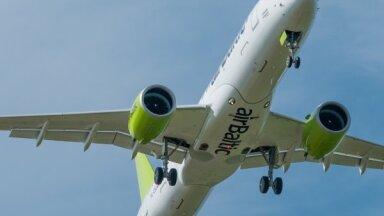 'airBaltic' atsāk lidojumus starp Rīgu un Liepāju