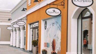 'Via Jurmala Outlet Village' šogad plānots atvērt 15 jaunus veikalus un kafejnīcas