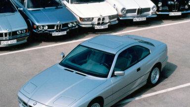12 auto modeļi, kuri no šī gada var saņemt vēsturiskā spēkrata statusu