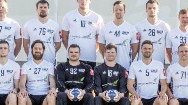 Latvijas handbola izlase 20 spēlētāju sastāvā dosies uz treniņnometni Luksemburgā