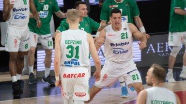 Freimanis un Bērziņš spiesti samierināties ar Polijas vicečempionu titulu