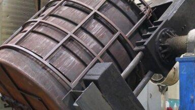 Saražo pat 280 kg smagu detaļu; pašmāju uzņēmums nostiprinās eksporta tirgos