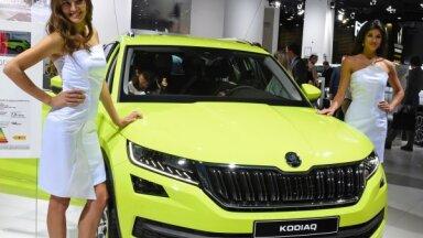 'Škoda' kļuvusi pārāk veiksmīga, VW plāno to 'atsēdināt'