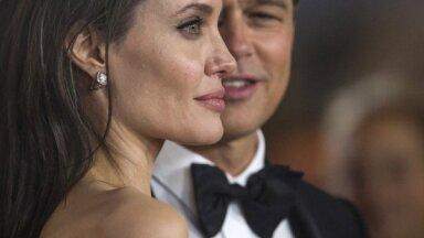 Брэда Питта заметили в доме Анджелины Джоли впервые после их расставания