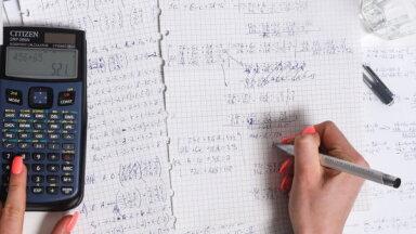 VISC ekspertu ieteikumi, kā vidusskolēniem sagatavoties latviešu valodas un matemātikas eksāmeniem
