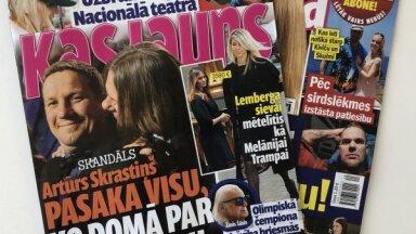 Наряды жены Лембергса-младшего, самый дорогой президент Латвии и замок миллионера Филя: о чем пишут латышские таблоиды