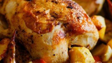 Mārtiņdienas cepetis: 14 receptes un knifi, lai gaļa būtu sulīga, bet garoziņa zeltaina