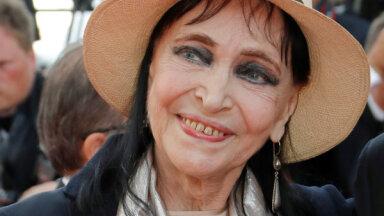 В Париже умерла муза Годара - Анна Карина