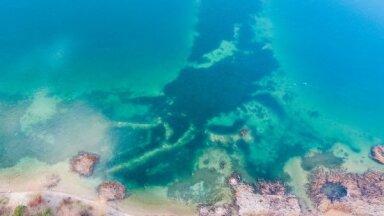 Piecas žilbinoši košas ūdenstilpes Latvijā