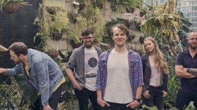 Ar īpašu koncertu uz ūdens Vaidavā uzstāsies grupa 'The Sound Poets'