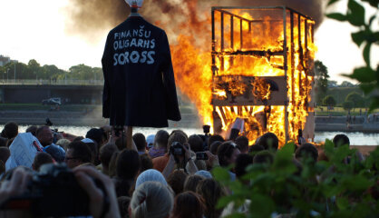 2011 год: Кладбищенский день для олигархов, роспуск Сейма, президентом становится Андрис Берзиньш