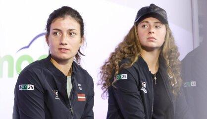 Olimpiskās atrunas un ko gaidīt no Latvijas tenisistēm, kuras negrib spēlēt kopā