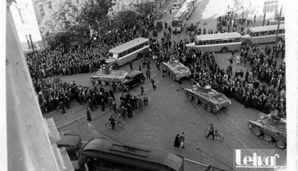 1940 год: СССР оккупирует Балтию