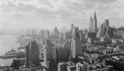 1931. gads: 4. Saeimas vēlēšanas, Dziesmu svētki, Ņujorkas ainavā parādās 'Empire State building'