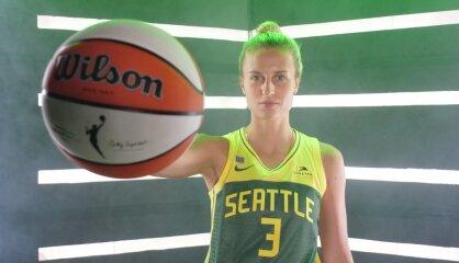 Kitija 'izlaiž nagus'. Latviete pasaules labākajā sieviešu basketbola komandā