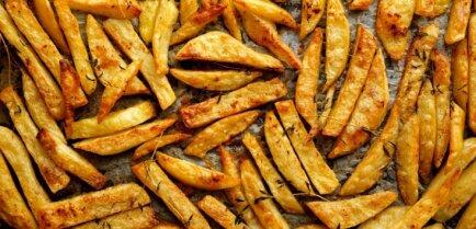 Вкусный эксперимент с картошкой фри: духовка или двойной фритюр?