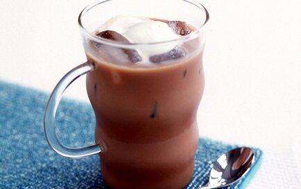 Aukstā kafija Mocha