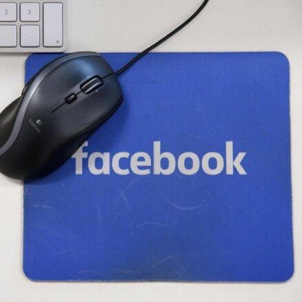 'Facebook' peļņa otrajā ceturksnī divkāršojusies