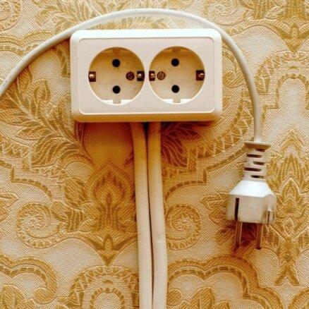 Средняя цена на электроэнергию в Латвии впервые превысили 100 евро за мегаватт-час