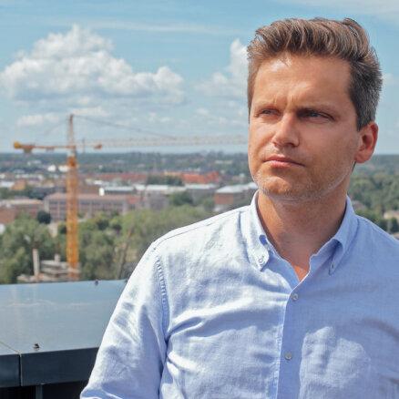 Nekustamā īpašuma eksperts Mārtiņš Vanags: pienākusi klusa krīze mājokļu jomā