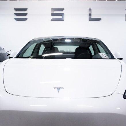 Любимый автомобиль немцев: пока еще VW Golf, а скоро Tesla Model 3?