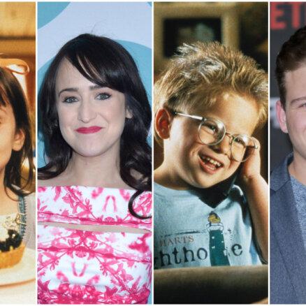 Slavas spožums un posts: kā pieaugušas deviņdesmito gadu mazās kinozvaigznes