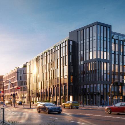 Rīgā šogad pabeigs divas biroju ēkas, būvniecībā – vairāki megaprojekti