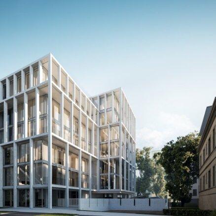 Ieguldot 5,5 miljonus eiro, uzsāk projekta 'Renaissance' būvniecību