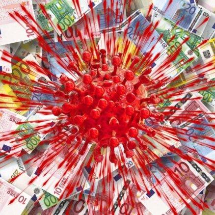 FM: Covid-19 atbalsta apjoma izmaksa nosaka augstu izdevumu līmeni kopbudžetā