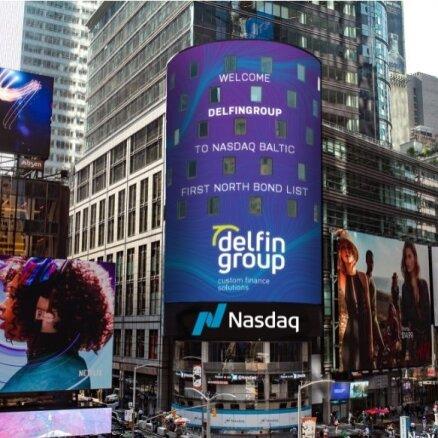 'DelfinGroup' izsniegto kredītu apjoms sasniedzis rekordu
