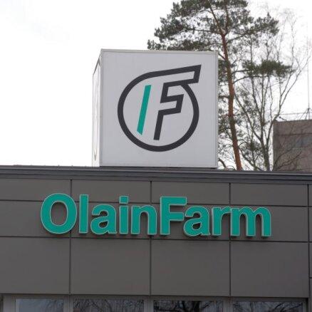 'Black Duck Invest' paziņojumi par naudas pārskaitīšanu ir mēģinājums izkrāpt akcijas, pauž 'Olmafarm'