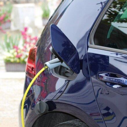 Plāno ieviest valsts atbalstu jaunu un lietotu elektroauto iegādei