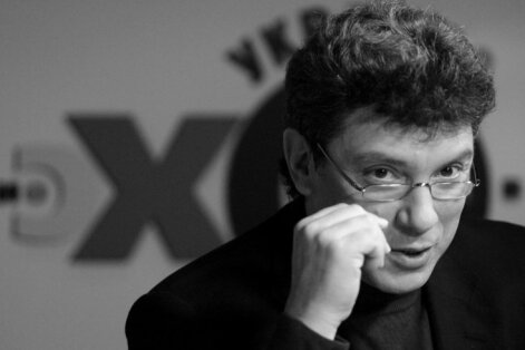 Rīgas būvvalde noraida ieceri kādu no Rīgas ielām nosaukt Borisa Ņemcova vārdā