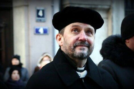 Vanags: Luterāņu baznīcu neviens nepamet