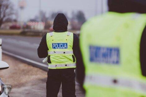 Полиция: обстановка на дорогах пока относительно спокойная