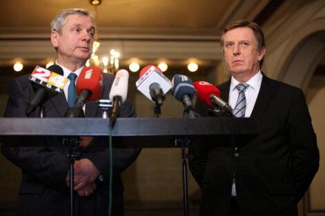 Pielaides valsts noslēpumam piešķiršana neskaidra Kučinskim, Šadurskim un Ašeradenam
