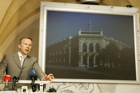 Передача: бывшие владельцы Trasta komercbankа внезапно дали показания, которые могут быть связаны с Римшевичем