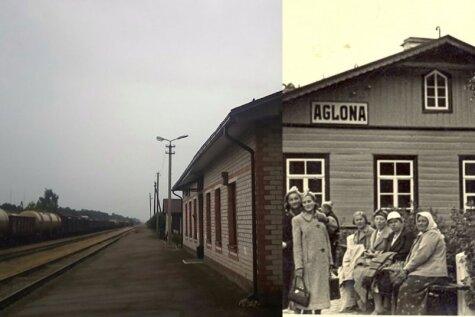 Dzelzceļa mantojums Latgales pusē