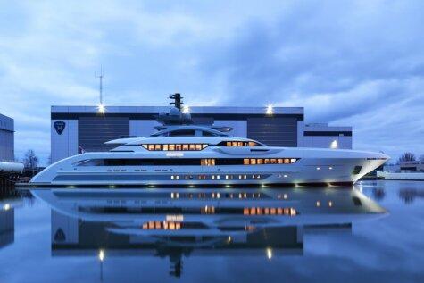 Плавучие. Роскошные. Твои. Топ-10 яхт для тех, кто ищет себе новый дворец на воде