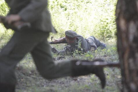 Они сражались за Родину: как под Икшкеле реконструировали бои на