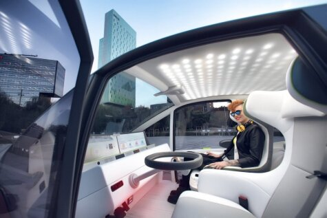 ФОТО. Топ-9 самых необычных концепт-каров 2017 года