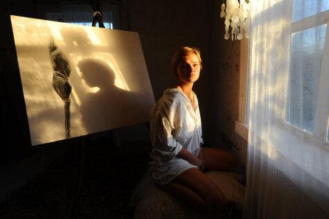 Даугавпилсские художники о творческом процессе: