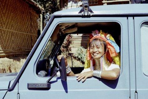 26 gadu garumā apkārt pasaulei ar 'Mercedes-Benz'