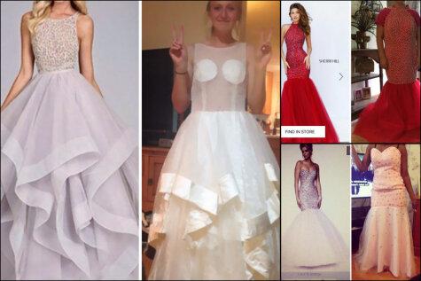 10 девушек, которые заказали платье на выпускной в интернете и пожалели об этом