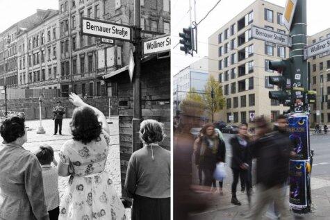 28 лет с падения Берлинской стены — 15 сильных фотографий в стиле