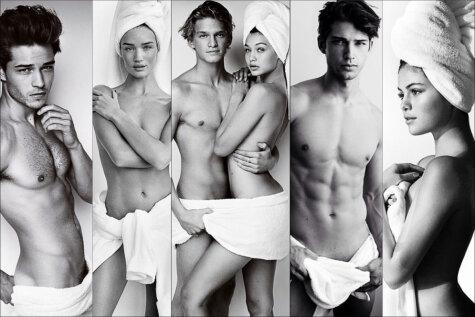 После душа: 20 ФОТО горячих знаменитостей, на которых нет ничего, кроме полотенец