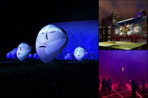 Фестиваль Staro Rīga 2017: Топ-10 проекций и выставок, ради которых стоит туда идти