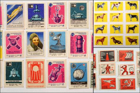 Карманное искусство: 22 коллекции спичечных этикеток, которые узнают все, кто жил при СССР