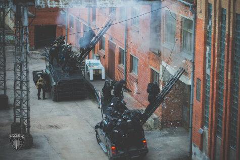 Counter-Terrorists Win: 50 крутых фото учений